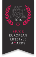 Best Lifestyle Social Network Award 2014