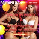 BALLOONS PARTY & HAPPY BIRTHDAY TWINS al BOLERO