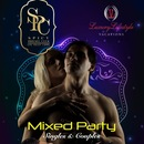 MIXED PARTY! Birthday Arlette en Spicy club