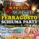 """ FERRAGOSTO IN VILLA NATURIST CLUB """