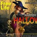 Halloween Party al Free Life Style club.