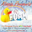 Christmas Ultra Violet Foam Party @ Xtasia