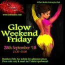 GLOW WEEKEND FRIDAY