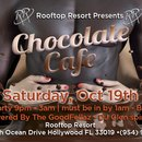 Chocolate Cafe at The Roof Top in FL