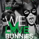 Aahz's We Luv Bunnies Party