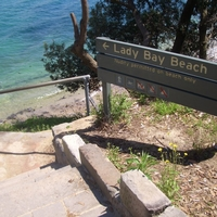 Lady Bay Beach